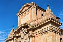 Porte de Porta Galliera à Bologna photographie stock libre de droits