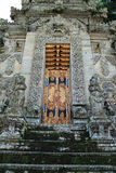 Porte de Pura Kehen Temple dans Bali Photographie stock