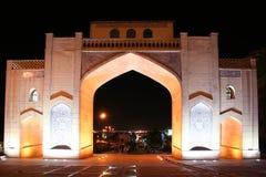 Porte de Quran à Chiraz Images stock