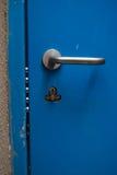 Porte de sécurité images stock