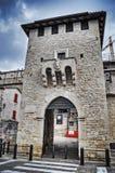 Porte de San Francesco au Saint-Marin Photographie stock libre de droits