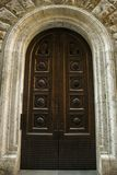 Porte de Sienne buliding très le vieil photographie stock libre de droits