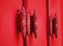 Porte de temple image libre de droits