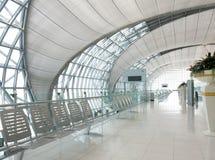 Porte de terminal d'aéroport. Photos stock