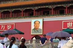 Porte de Tiananmen Photo libre de droits