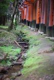 Porte de Torii Photographie stock