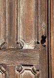 Porte de ville fantôme Image libre de droits
