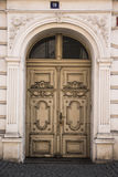 Porte de vintage Photographie stock