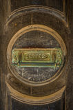 Porte de vintage Images libres de droits