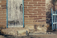 Porte de vintage Image stock