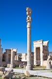 Porte de Xerxes (de toutes les nations) dans Persepolis Photos libres de droits