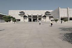 Porte de Xian China-The de hall d'exposition Photos stock