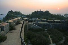 Porte de Youyi Image libre de droits