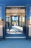 Porte del bus Fotografia Stock Libera da Diritti