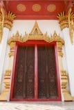 Porte del tempio Fotografie Stock
