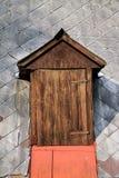 Porte del tetto Immagine Stock Libera da Diritti