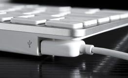 Porte del USB fotografia stock libera da diritti