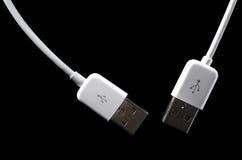 Porte del USB immagini stock libere da diritti