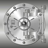 Porte della Banca royalty illustrazione gratis