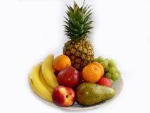 Porte des fruits l'assorti Photographie stock