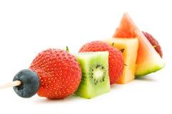 Porte des fruits le dessert photos stock