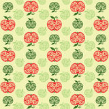 Porte des fruits le fond. Image stock