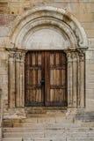 Porte di Catherdral Fotografia Stock