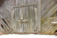 Porte di granaio Immagini Stock Libere da Diritti