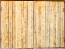 Porte di legno Fotografia Stock Libera da Diritti