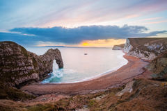Porte Dorset Angleterre de Durdle Photos stock