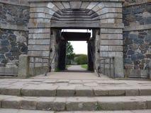 Porte du ` s de roi Photo libre de droits