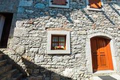 Porte e finestre Fotografie Stock Libere da Diritti