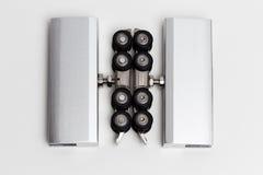 Porte ed accessori Fotografia Stock