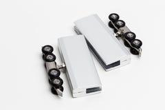 Porte ed accessori Fotografie Stock Libere da Diritti