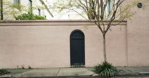 Porte ed architettura ornata unica scenica delle entrate vecchia Immagine Stock Libera da Diritti