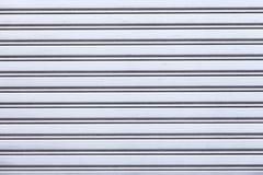 Porte en aluminium Image libre de droits