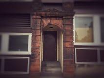 Porte et arcade à Newcastle Photographie stock
