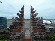 Porte ethnique Image stock