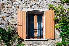 Porte-fenêtre Photos libres de droits