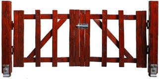 Porte fermée Images stock