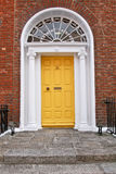 Porte géorgienne, Dublin, Irlande Images stock