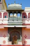 Porte indienne Image libre de droits