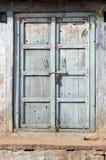 Porte indienne de vintage photo stock
