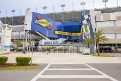 Porte internationale de Sunoco de speed-way de Daytona photo libre de droits