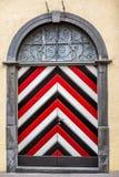 Porte médiévale dans Chur Images libres de droits