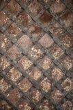 porte médiévale de vieille électrodéposition Images libres de droits
