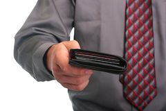 Porte-monnaie Royalty Free Stock Photo