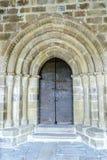 Porte romane Images libres de droits