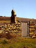 Porte rustique espagnole Photos libres de droits