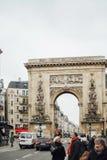 Porte Saint-Denis - LUDOVICO MAGNO Στοκ εικόνες με δικαίωμα ελεύθερης χρήσης